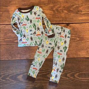 Carter's 2t pajama